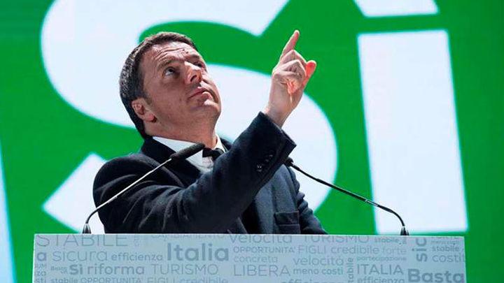 Renzi pugna este domingo por el liderazgo en el gubernamental Partido Demócrata