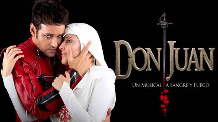 Últimas funciones para 'Don Juan, un musical a sangre y fuego'