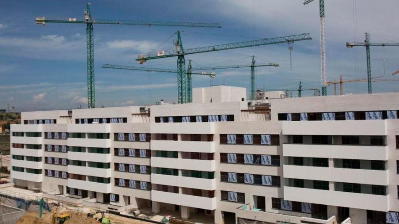 Sube el precio de la vivienda en Madrid