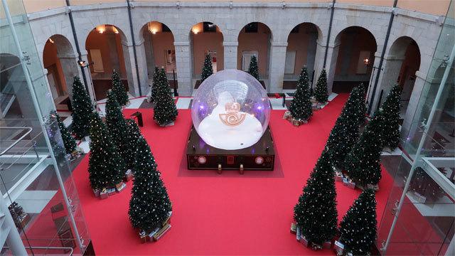 La Navidad llega a la Puerta del Sol