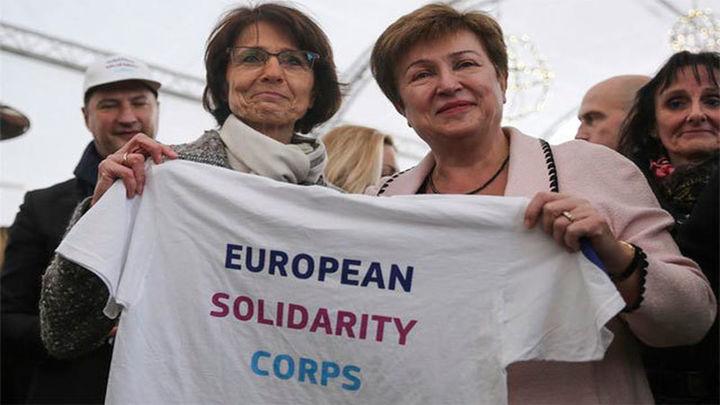 La Comisión Europea crea el Cuerpo Europeo Solidaridad para ampliar el voluntariado