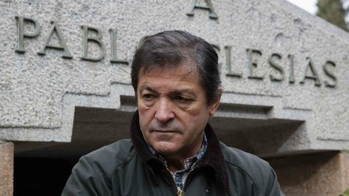 Javier Fernández renuncia a ser el candidato del PSOE en Asturias