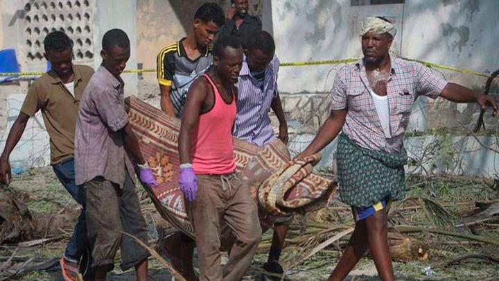 Ascienden a 29 los muertos provocados por coche bomba de Al Shabab en Somalia