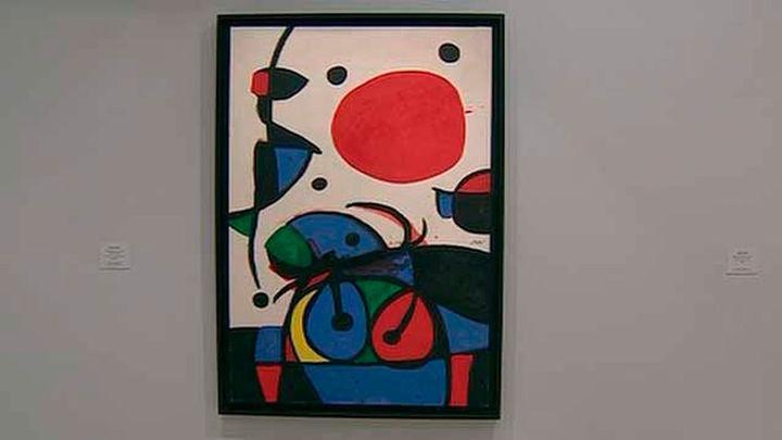 La Fundación Mapfre crea un espacio permanente dedicado a Miró