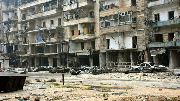 La ONU y el Gobierno sirio lanzan planes para rehabilitar la ciudad de Alepo