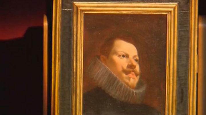 El Museo del Prado acoge una obra inédita de Velázquez