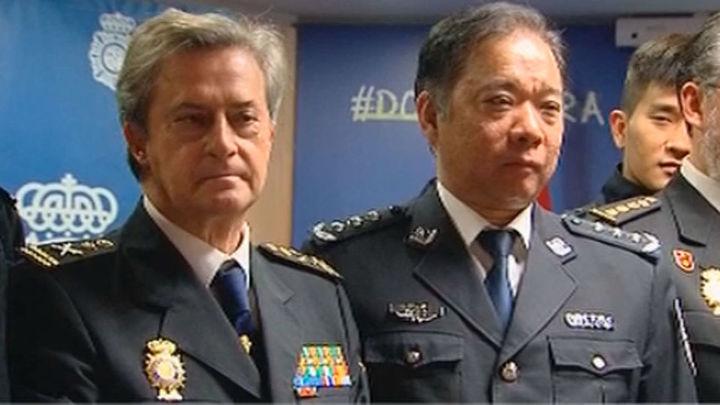 235 detenidos por fraudes telefónicos de la red china de estafa