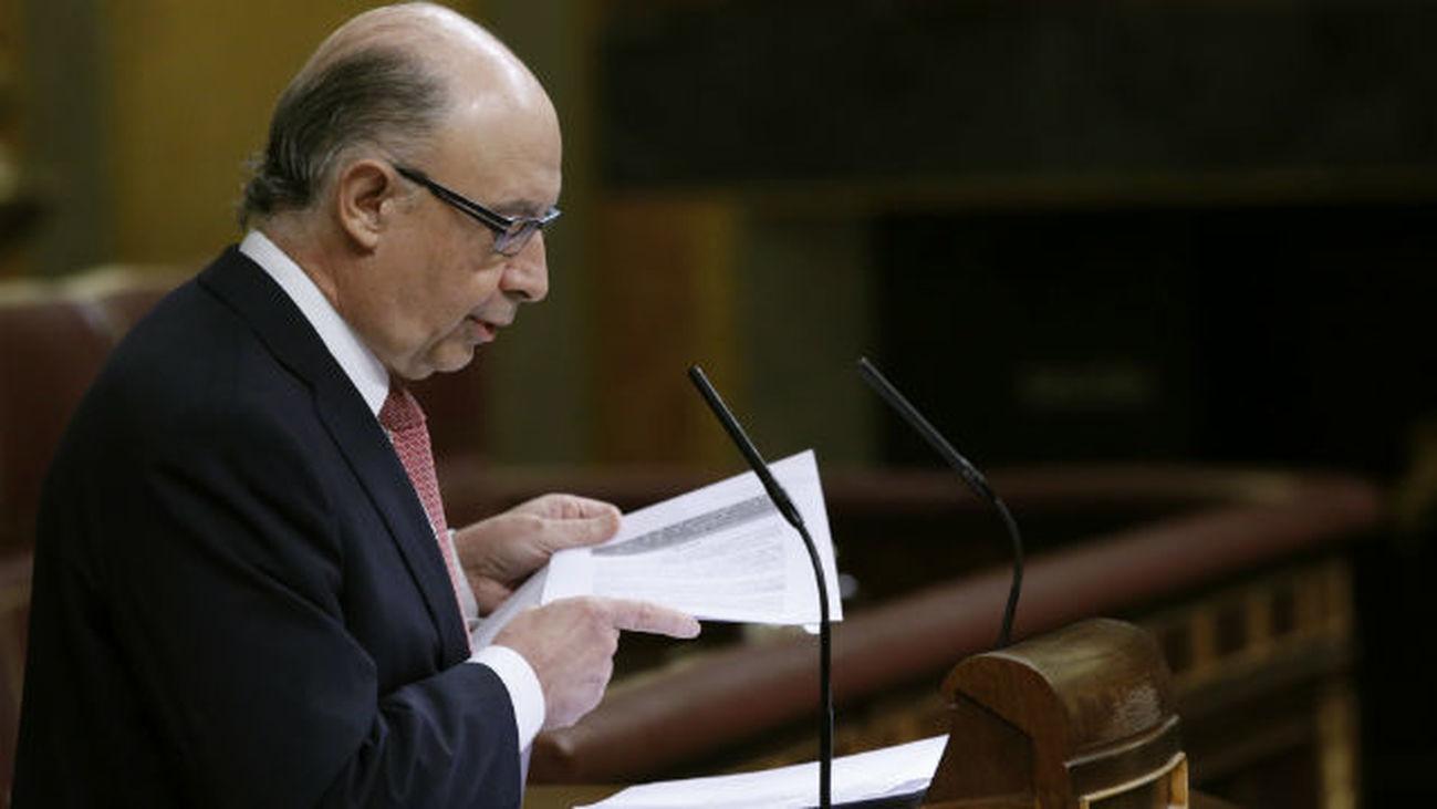 El Congreso avala la subida de impuestos y del Salario Mínimo Interprofesional