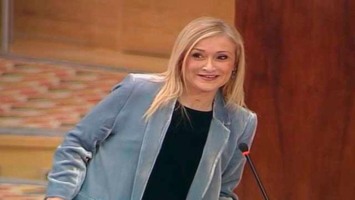 """López acusa a Cifuentes de implantar un modelo educativo """"impulsado en negocio"""""""
