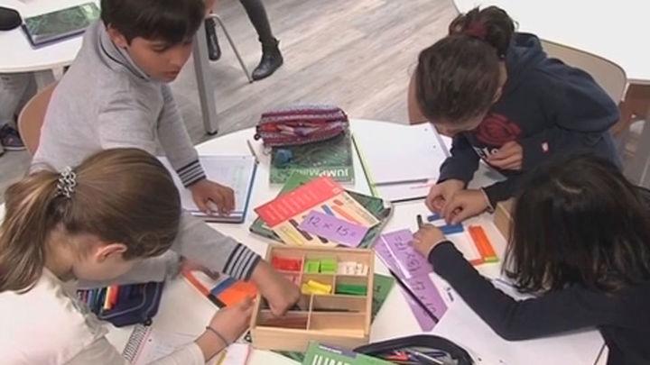 Un programa innovador de matemáticas mejora los resultados de los alumnos