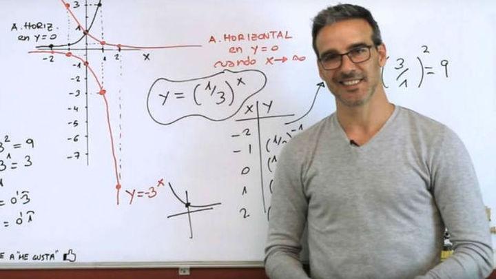 Un profesor madrileño aspira a los Nobel de la Educación