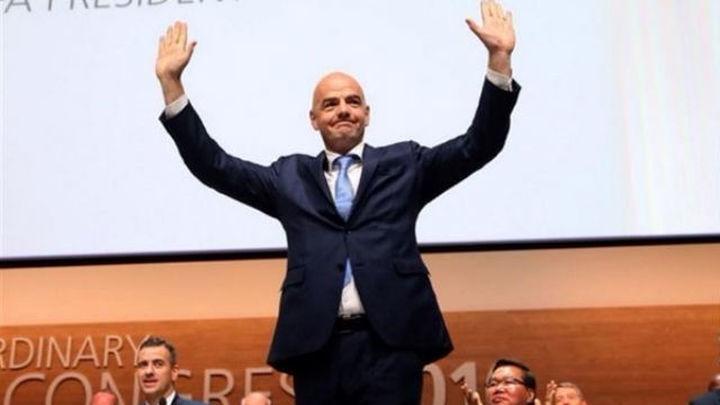 """FIFA quiere una """"organización compartida"""" para el Mundial de 2026"""