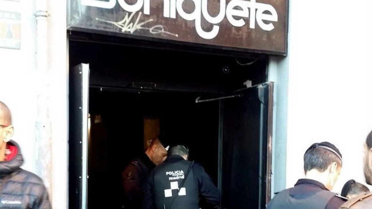 La Policía cierra en Madrid dos 'after' por exceso de aforo y otras irregularidades