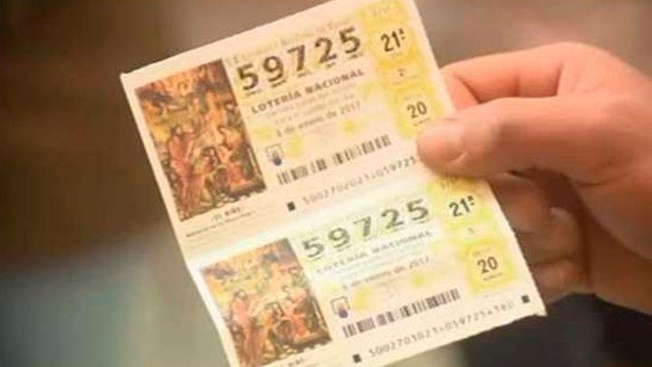 Los loteros de Sol no dan a basto a cuatro días del sorteo del Gordo