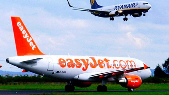 Las aerolíneas 'low cost' aumentan un 12,9% sus pasajeros