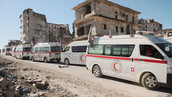 """El Ejército sirio anuncia que Alepo está libre de """"terroristas"""""""