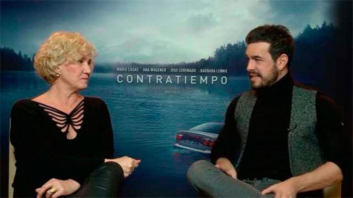 'Contratiempo', cara a cara entre Mario Casas y Ana Wagener