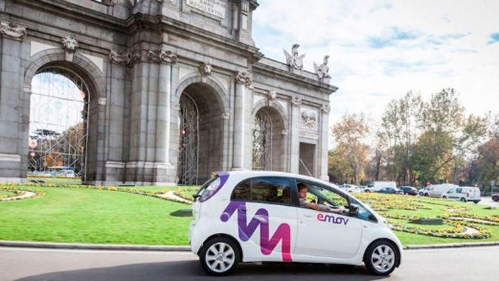 Nuevo alquiler de coches eléctricos en Madrid para competir con Car2Go