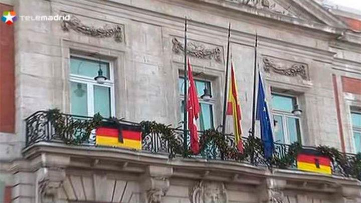 La Comunidad decreta tres días de duelo por el atentado  de Berlín
