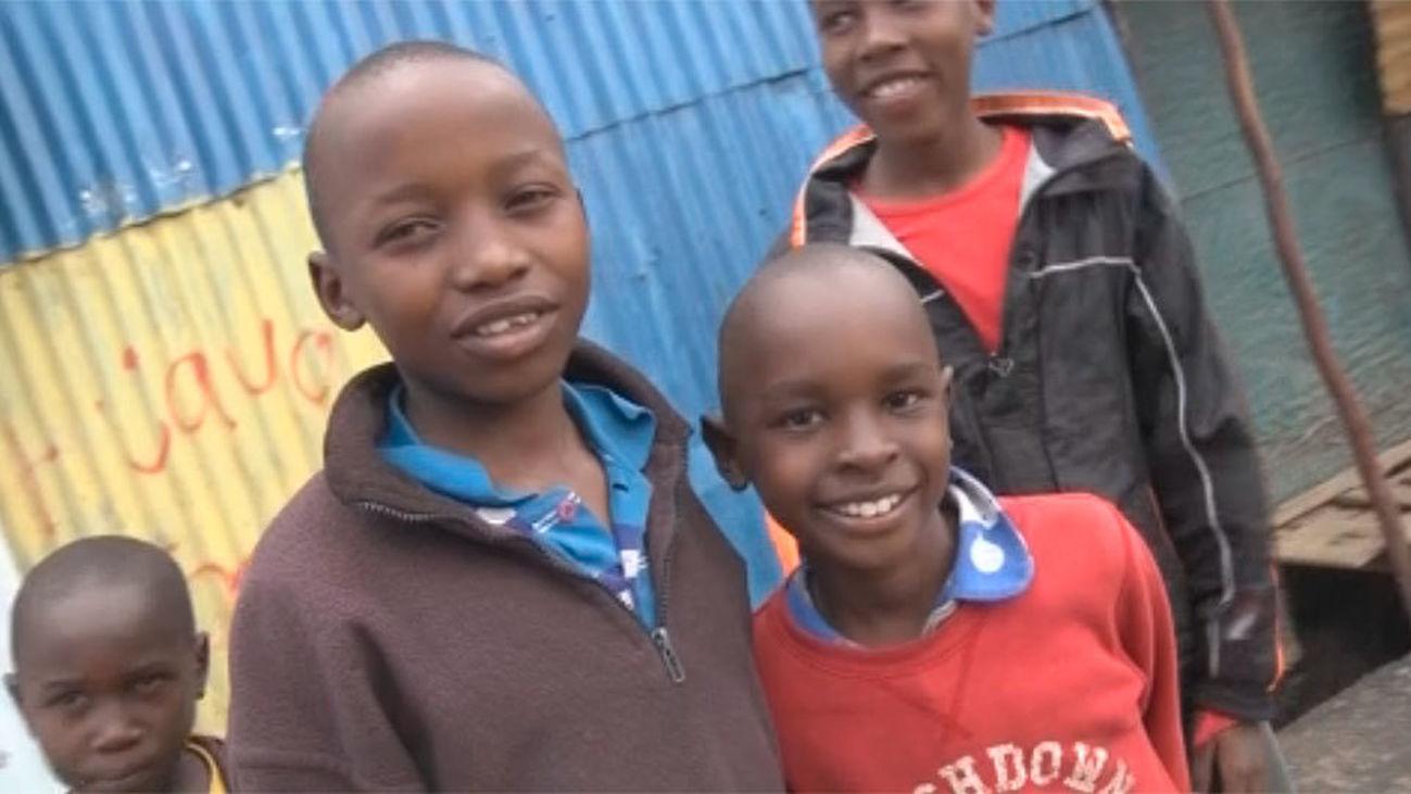 La educación como motor del cambio en el Nairobi más desfavorecido