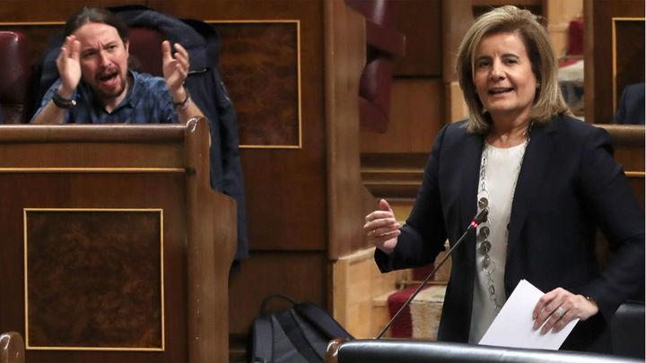 Báñez garantiza más pensiones y defiende que los jubilados puedan trabajar