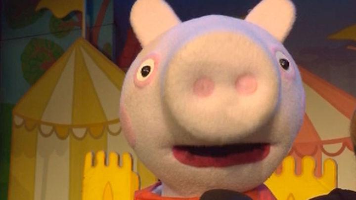 Llega a Madrid el mayor festival sobre Peppa Pig hecho hasta el momento