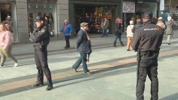 La Policía pide bolardos en accesos a eventos navideños para evitar atentados
