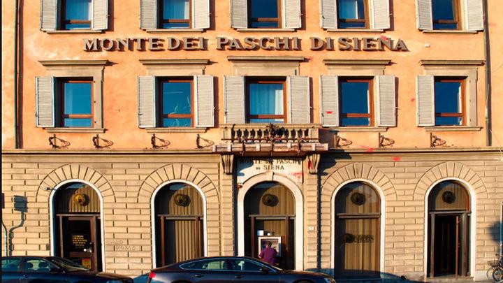 El Gobierno italiano aprueba rescatar al banco Monte dei Paschi
