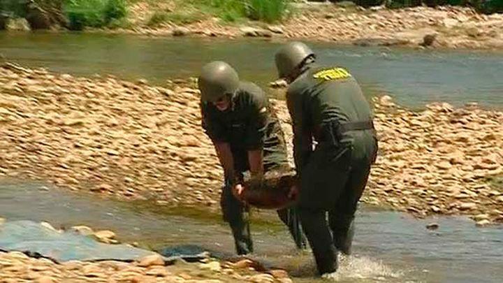 La Guardia Civil localiza 283 artefactos explosivos en Madrid