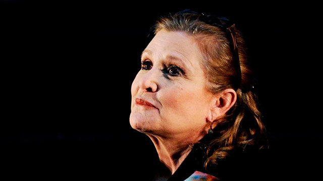 Carrie Fisher (EFE)