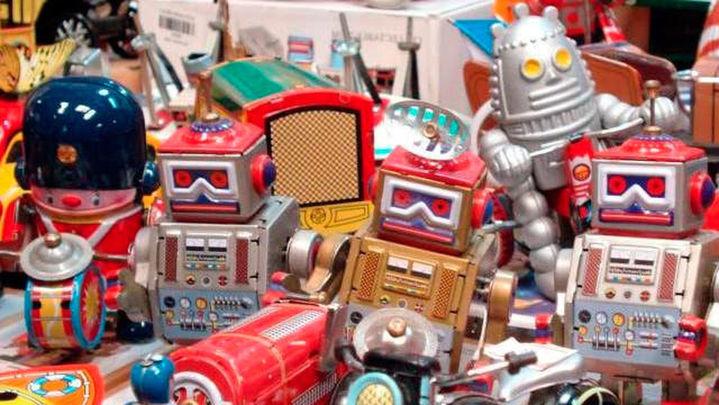 Recogida juguetes nuevos y usados en buen estado para niños sin recursos