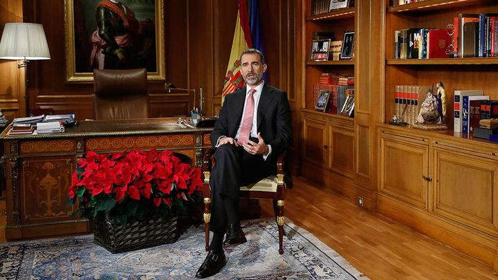 El Rey Felipe VI llama a construir la España de las próximas décadas desde el diálogo