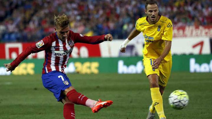 Las Palmas-Atlético, dos estilos por una plaza en cuartos