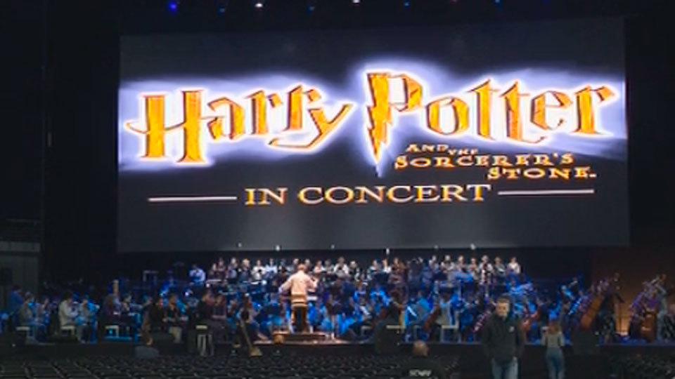 La Orquesta Santa Cecilia interpreta la banda sonora de Harry Potter