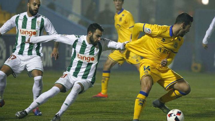 0-0. El Alcorcón mereció más ante el Córdoba