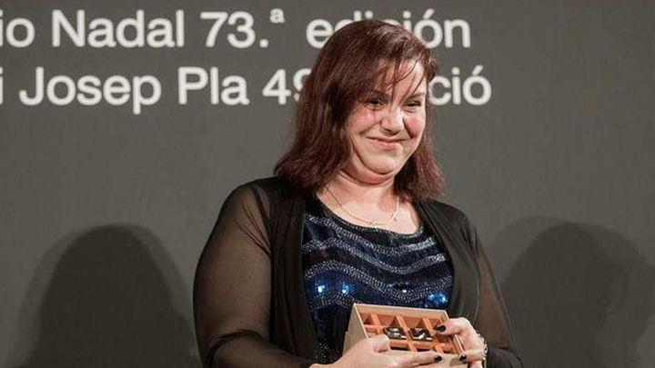 La escritora barcelonesa Care Santos gana el Premio Nadal