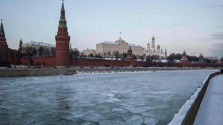 Moscú vive su Navidad más fría en más de un siglo