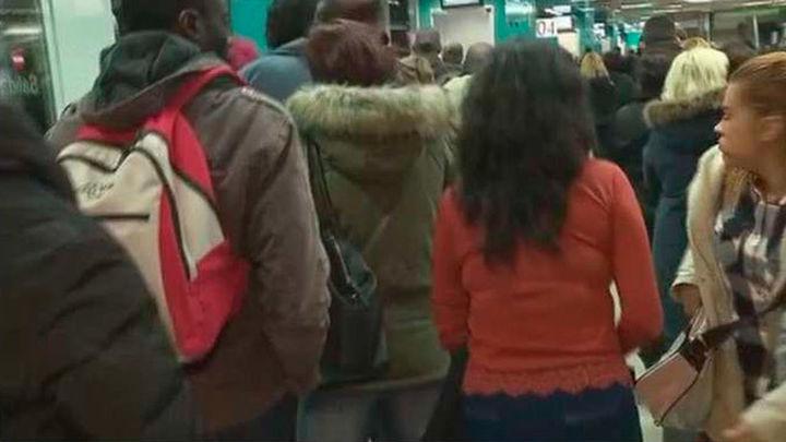 Comienza la huelga de autobuses que sirve a municipios del noroeste de Madrid