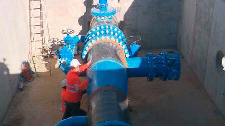 Obras del Canal de Isabel II para mejorar el suministro en 6 municipios del suroeste