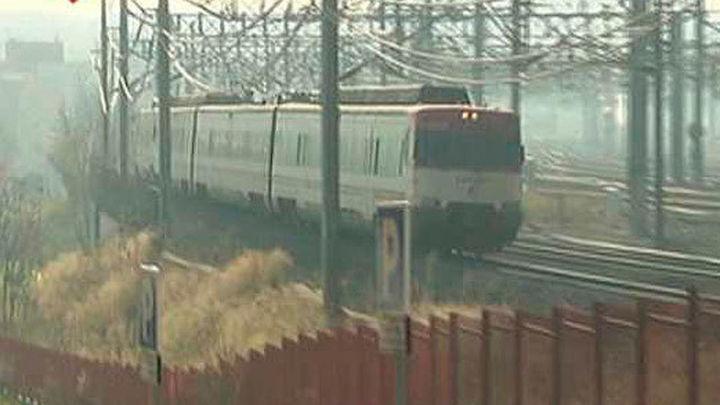 Vecinos de la estación de Atocha reclaman una solución al ruido de trenes