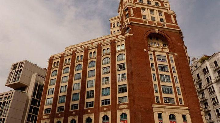 El Palacio de la Prensa, declarado Bien de Interés Patrimonial