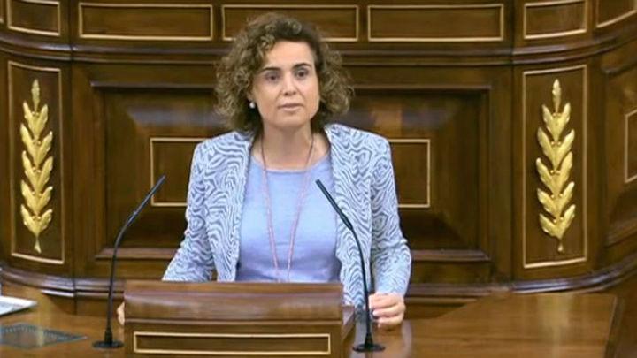 """Montserrat: """"No alarmemos a los pensionistas, no se va a subir el copago"""""""