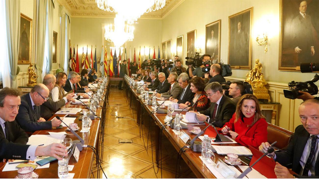 Sexta Conferencia de Presidentes, la primera sin todos los mandatarios autonómicos