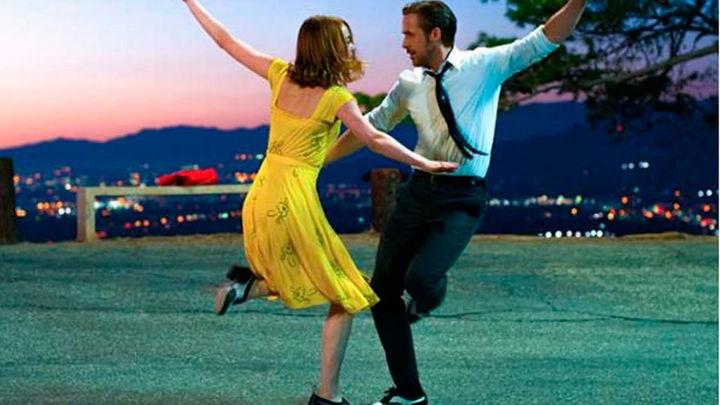 'La La Land' llega a los cines avalada por el triunfo en los Globos de Oro