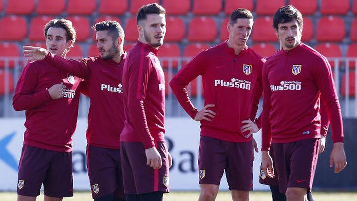 Simeone medita poner a Torres y Gaitán en el once contra el Betis