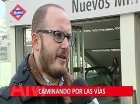 Aquí en Madrid 12.01.2017