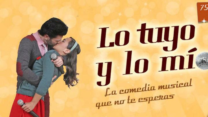 'Lo Tuyo y Lo Mío', una historia de amor narrada con 75 canciones en 75 minutos