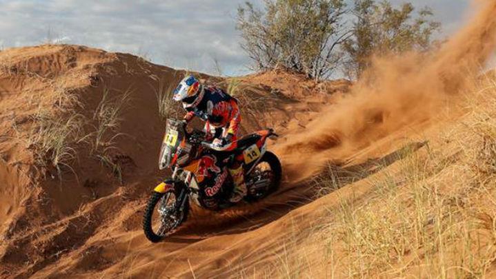 Dakar: Sunderland, virtual campeón; Barreda gana la etapa