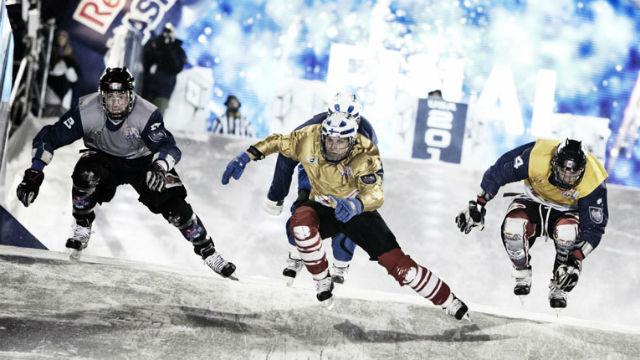 Red Bull, adrenalina sobre hielo