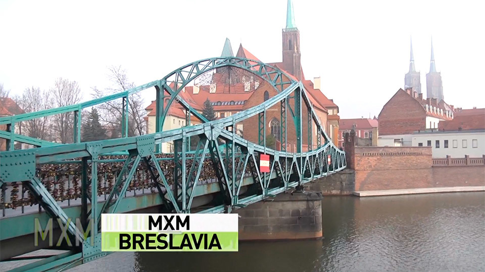 Breslavia, la ciudad de las 12 islas